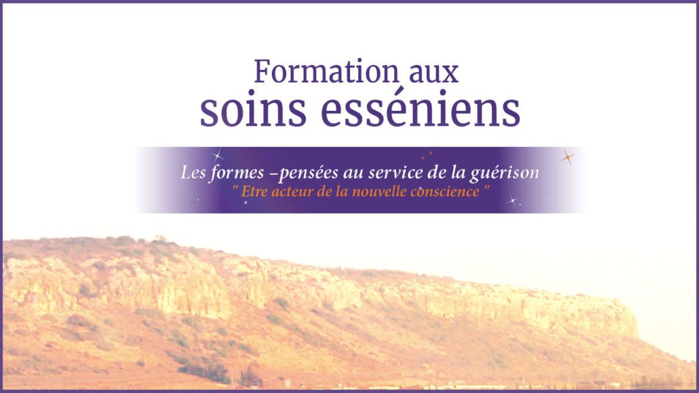 Formation aux soins esséniens sur le thème « Les formes-pensées au service de la guérison » – par Sèverine ORDAX