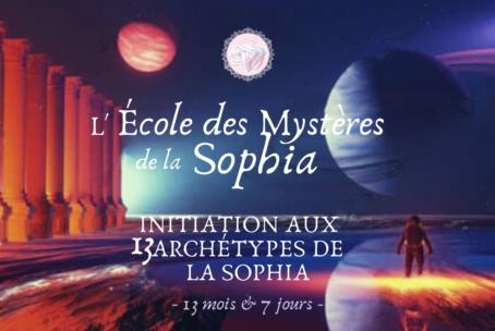 Initiation aux 13 Archétypes de la Sophia – Weekend 1 (Groupe Bordelais)