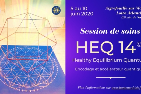 Session de soins HEQ 14